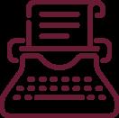 Playwright Typewriter