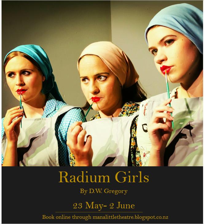 Radium Girls Closes Sellout Run at Mana Little Theatre